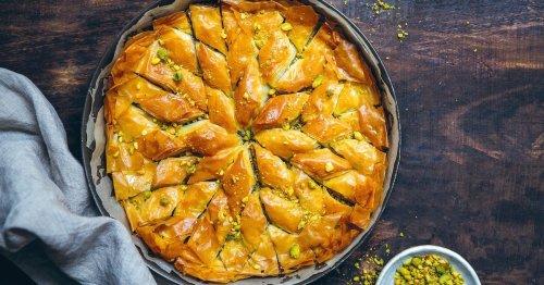 Für süße Zeiten: Ein Rezept für Baklava von der Pariser Restaurantbesitzerin Ecaterina Paraschiv-Poirson