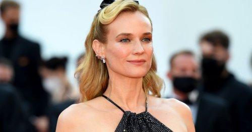 Make-up-Look aus Cannes: Dank dieser Glow-Foundation strahlt der Teint von Diane Kruger