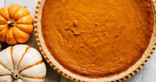 Ein Dessert für den Herbst: das Rezept für würzigen Hokkaido-Kürbiskuchen