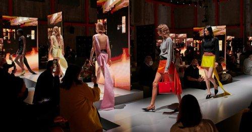 Mailand Fashion Week: Die Kollektion von Prada für Frühjahr/Sommer 2022