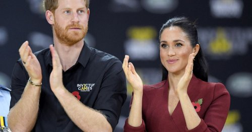 Prinz Harry und Meghan Markle: In ihrer ersten Netflix-Serie widmen sie sich einem Herzensprojekt