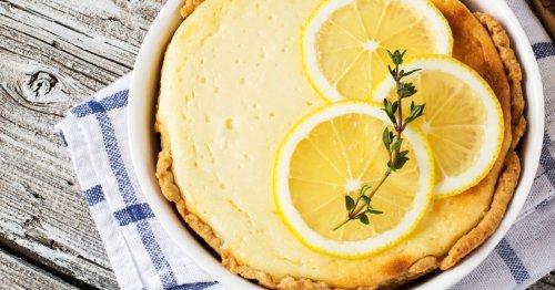 So lecker: Das Rezept für den sommerlichen Thymian Cheesecake von Ottolenghi