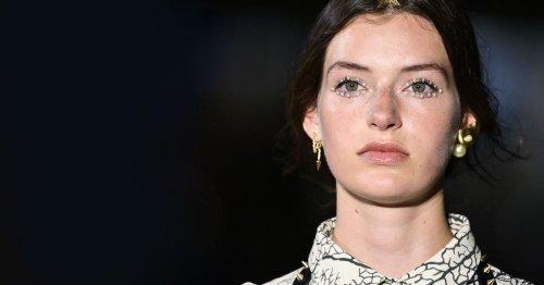 Die Pearl-Eyes von Dior sind ein romantischer Make-up-Trend für den Sommer
