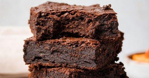 Süßkartoffel-Brownies: ein veganes, gesundes Dessert-Rezept