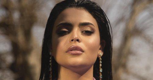 الممثلة أسماء جلال تكشف لبازار العربية الأدوار التي تطمح لأن تؤديها أمام الشاشة