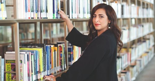 Her Excellency Sheikha Bodour Bint Sultan Al Qasimi Has Big Plans For Change Within The Publishing World