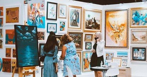 كل ما يجب أن تعرفوه عن معرض فنون العالم دبي!