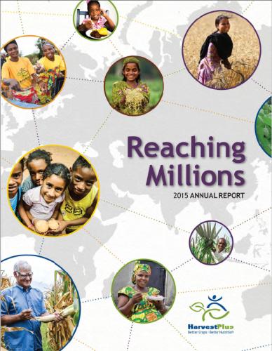 HarvestPlus 2015 Annual Report