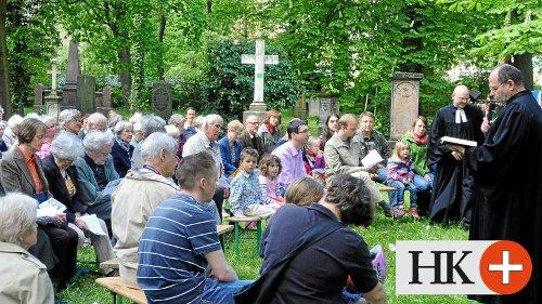 Viele Himmelfahrts-Gottesdienste in unserer Region im Freien