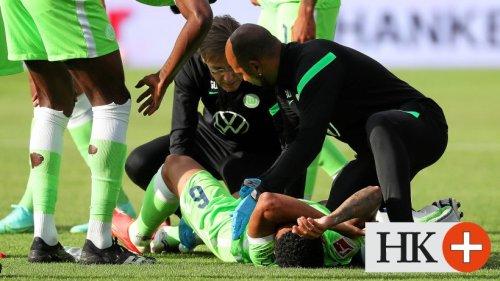 Der VfL Wolfsburg zittert weiter um Paulo Otavio