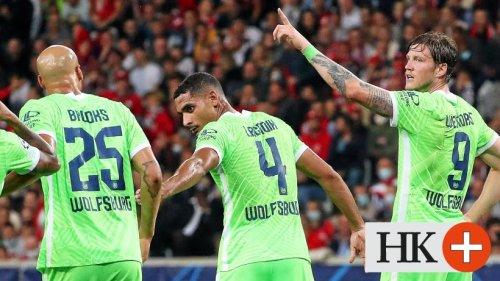 Champions League: Zehn Spieler des VfL Wolfsburg debütieren