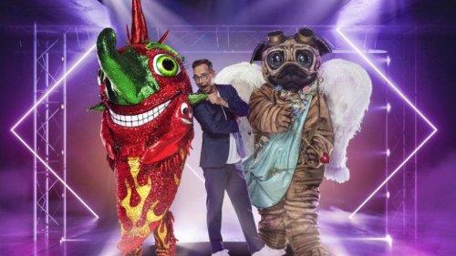 """""""The Masked Singer"""" wird zur Samstagabend-Show"""