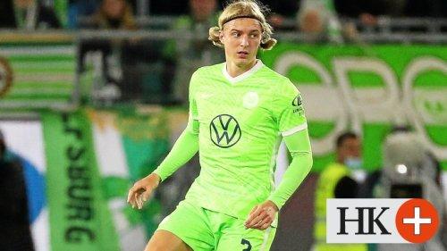 Konkurrenzkampf VfL Wolfsburg: Bornauw sitzt Brooks im Nacken