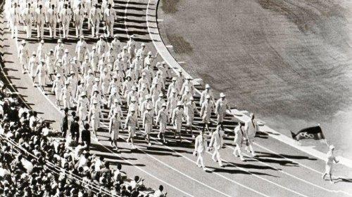 Film und Diskussion: Olympia 1964 mit gesamtdeutschem Team