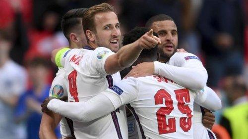 England versöhnt Fans mit dem Gruppensieg