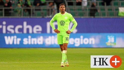 Noten des VfL Wolfsburg: Nmecha ist Lichtblick, trifft aber nicht