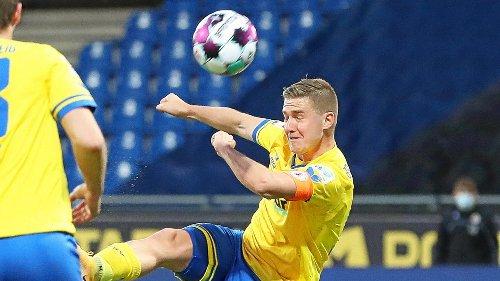 Martin Kobylanski gibt Bewerbung für Eintrachts Startelf ab