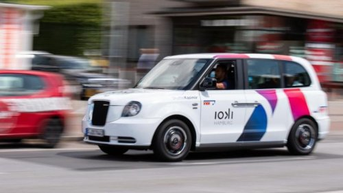 Sammeltaxis: Wie Millionen Autos überflüssig werden können