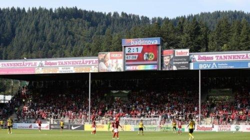 """""""Viel Nostalgie"""" in Freiburg: Ein letztes Mal im Dreisamstadion"""