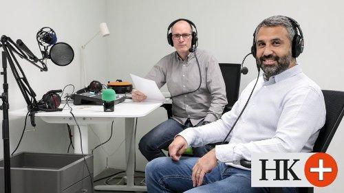 Gesundheits-Podcast: Schlaganfall – Jede Minute zählt!