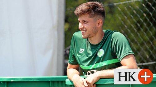 Elvis Rexhbecaj steht vor einem Wechsel zum VfL Bochum