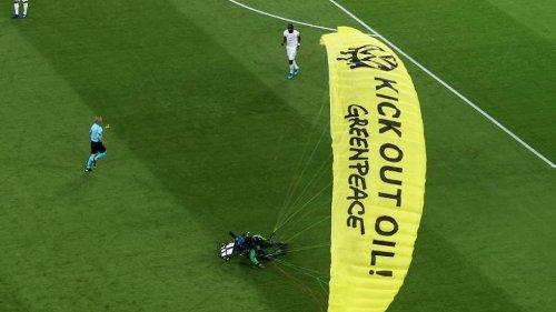 Greenpeace-Aktion löst Sicherheitsdiskussion aus