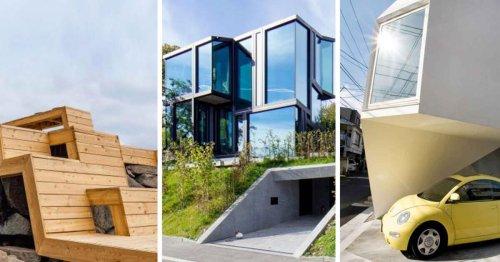 Die 10 außergewöhnlichsten Gebäude der Welt - DAS HAUS