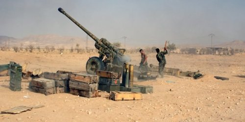 Syria: Syrian government forces shell Idlib and Hama » Wars in the World