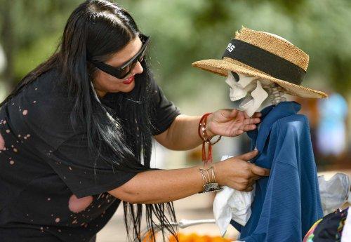 Día de los Muertos Fest kicks off in San Antonio at Hemisfair