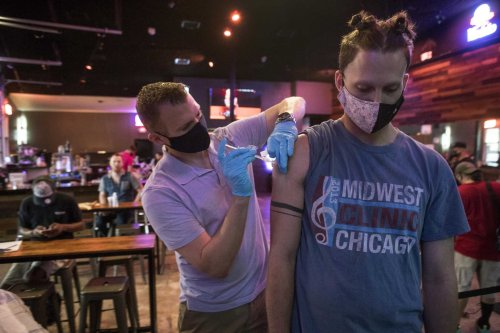 'Almost like not being vaccinated': 2 million Texans have missed their second COVID vaccine
