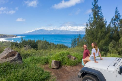Hawaii officials crack down on residents renting out cars