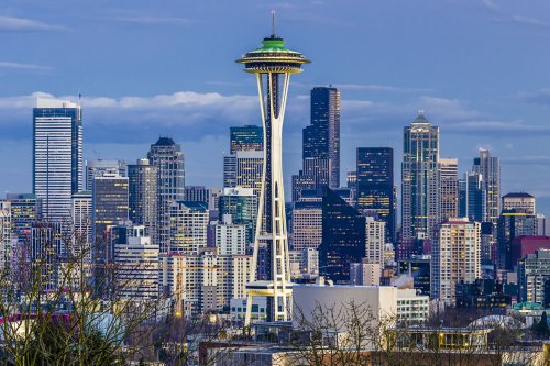 Seattle named one of the '100 Greatest Places in the World' by TIME