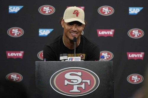 Another 49ers' practice, another one-incompletion performance for Trey Lance