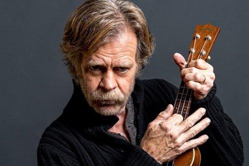 William H. Macy thinks ukuleles can save the world
