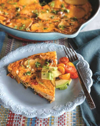 How to whip up The Pioneer Woman's Mexican Frittata