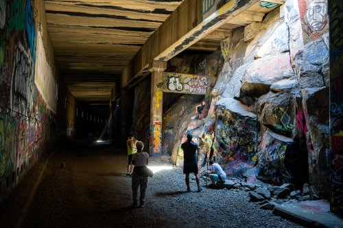 Why these historic railroad tunnels in Tahoe are endangered