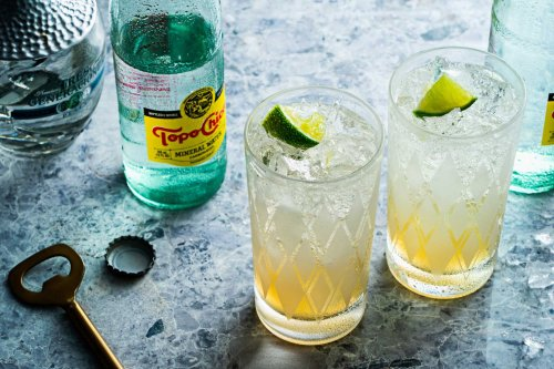 How to make Ranch Water, the tequila-lime cocktail that keeps so many Texans cool