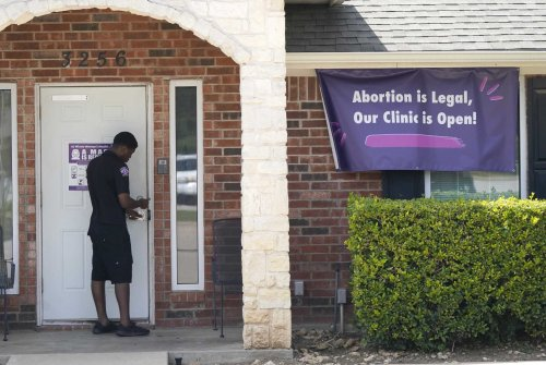 Democrats push Justice Department to punish 'would-be' enforcers of Texas abortion ban