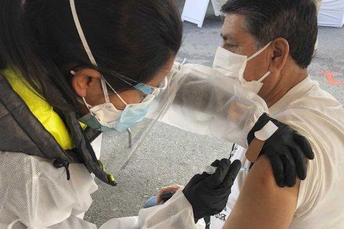 Coronavirus vaccinations across California and the Bay Area rising amid delta surge