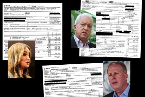 Newsom recall candidates reveal their tax returns: What's inside