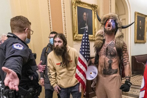 Huge hack reveals embarrassing details of who's behind Proud Boys and other far-right websites
