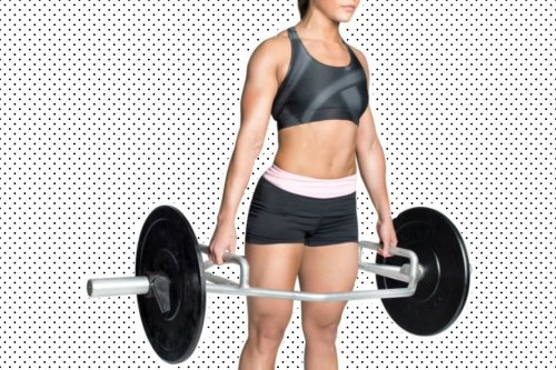 This is why you need to do hex bar deadlifts, according to a pro runner