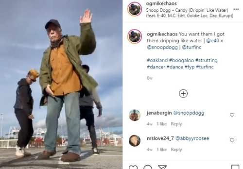 Bay Area math teacher, 63, goes viral for 'turfing' with his crew