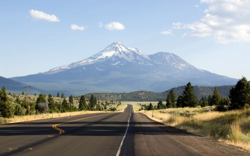 First the snow vanished, then the mudslides began: Mount Shasta's summer of pain