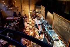 Discover restaurant chef