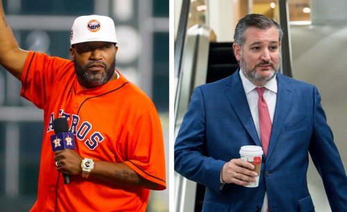 Bun B heckles Ted Cruz at Astros game: 'Where you going? To Cancun?'