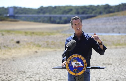 Newsom, in 'urgent action,' expands drought emergency to 41 of California's 58 counties