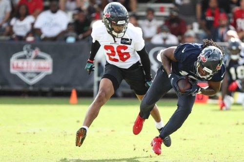 Texans cornerbacks Terrance Mitchell, Vernon Hargreaves will start against Jaguars