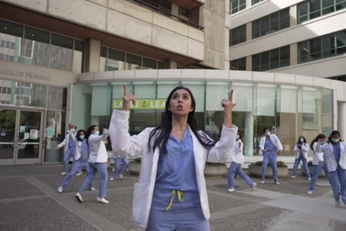 UCSF students make parody video of 'WAP,' 'Formation'
