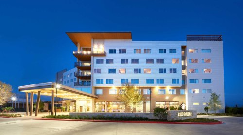 Upscale hotel near Texas A&M inks deal with Marriott